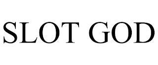SLOT GOD trademark