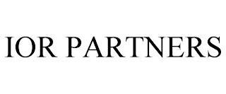 IOR PARTNERS trademark