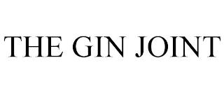 THE GIN JOINT trademark