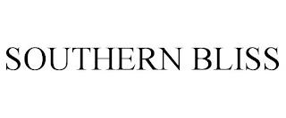 SOUTHERN BLISS trademark