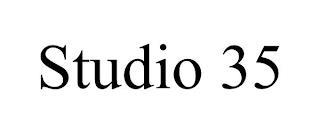STUDIO 35 trademark