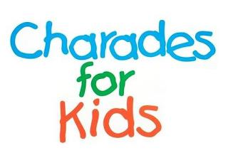 CHARADES FOR KIDS trademark