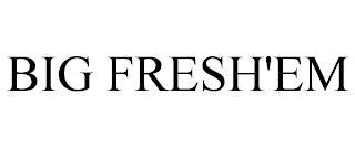 BIG FRESH'EM trademark