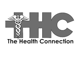THC THE HEALTH CONNECTION trademark
