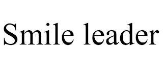 SMILE LEADER trademark