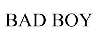 BAD BOY trademark