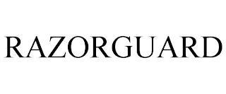 RAZORGUARD trademark