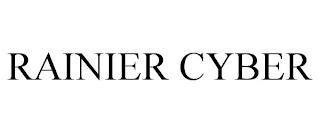 RAINIER CYBER trademark