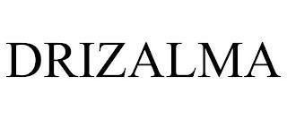DRIZALMA trademark