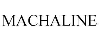 MACHALINE trademark