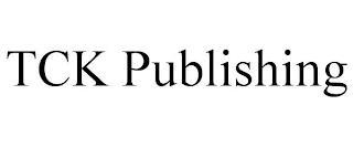 TCK PUBLISHING trademark