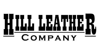 HILL LEATHER COMPANY trademark