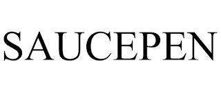 SAUCEPEN trademark