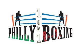 PHILLY BOXING 1 ON 1 trademark
