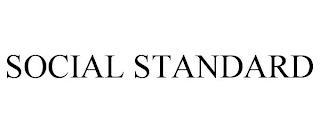 SOCIAL STANDARD trademark