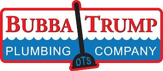 BUBBA TRUMP PLUMBING COMPANY DTS trademark