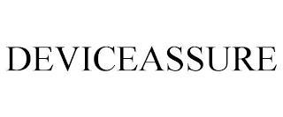 DEVICEASSURE trademark