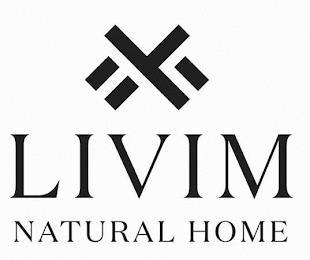 LIVIM NATURAL HOME trademark