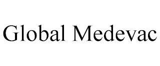 GLOBAL MEDEVAC trademark