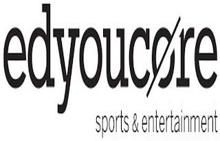 EDYOUCORE SPORTS & ENTERTAINMENT trademark