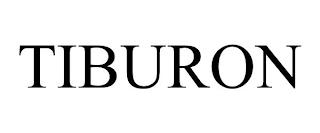 TIBURON trademark