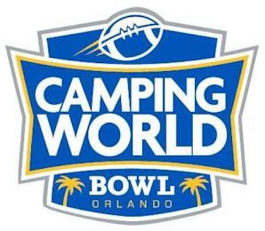 CAMPING WORLD BOWL ORLANDO trademark