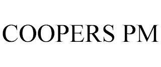 COOPERS PM trademark