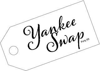 YANKEE SWAP PARTY KIT trademark