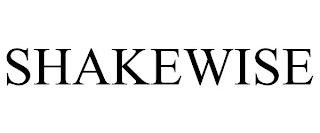 SHAKEWISE trademark