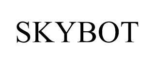 SKYBOT trademark