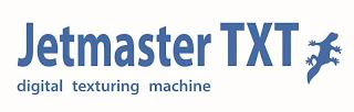 JETMASTER TXT DIGITAL TEXTURING MACHINE trademark