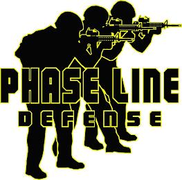 PHASE LINE DEFENSE trademark