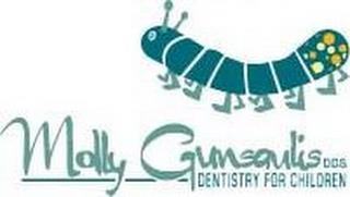 MOLLY GUNSAULIS DDS DENTISTRY FOR CHILDREN trademark