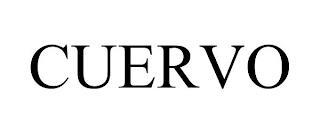 CUERVO trademark