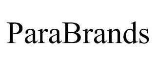 PARABRANDS trademark