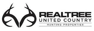 REALTREE UNITED COUNTRY HUNTING PROPERTIES trademark