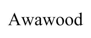 AWAWOOD trademark