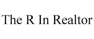 THE R IN REALTOR trademark