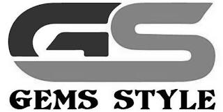 GS GEMS STYLE trademark