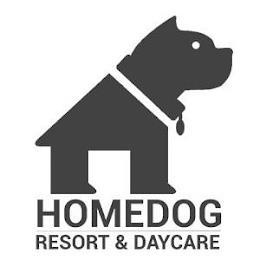 HOMEDOG RESORT & DAYCARE trademark