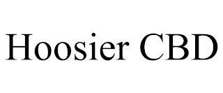 HOOSIER CBD trademark