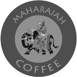 MAHARAJAH COFFEE trademark