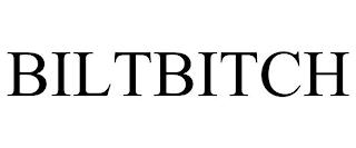 BILTBITCH trademark