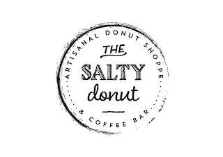 THE SALTY DONUT ARTISANAL DONUT SHOPPE & COFFEE BAR trademark