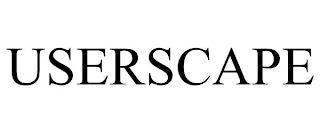 USERSCAPE trademark