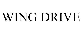 WING DRIVE trademark