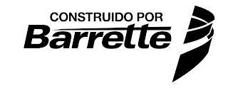 CONSTRUIDO POR BARRETTE trademark