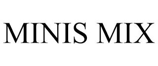 MINIS MIX trademark