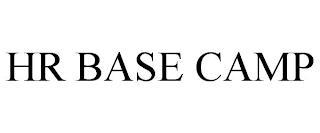 HR BASE CAMP trademark