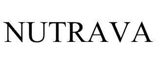 NUTRAVA trademark